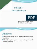 ESTRUCTURA DE LEWIS Y TIPOS DE ENLACE.ppt
