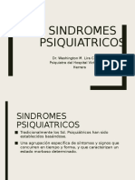 Sindromes Psiquiatricos lira