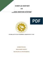 reportonlaserignitionsystem