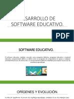 DESARROLLO DE SOFTWARE EDUCATIVO DEFINICIONES