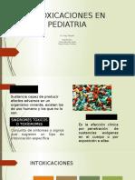 SEMINARIO 12 - INTOXICACIONES EN PEDIATRIA.pptx