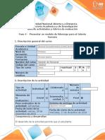 Guia de actividades y rubrica de evaluacion - Fase 4 -  Presentar un modelo de liderazgo para el talent humano (1)