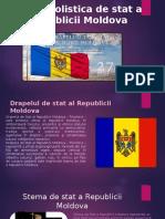 Simbolistica de stat a Republicii Moldova