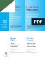 UNESCO Human Rights Intruments