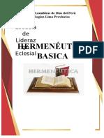 hermenutica