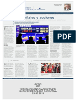 Mercado, senales y acciones, Paredes 2015