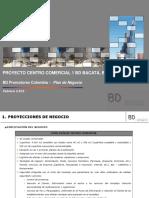 PROYECCIONES DERECHOS COMERCIALES  $85.000.000