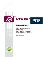 Axiomtek NANO840_842 User's Manual VA1_08-20-2015