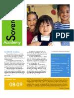 SGA Newsletter