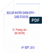 Boiler-Water Chemistry