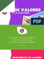 LOS VALORES GRUPO#6