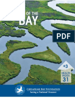 """""""2010 State of the Bay Report"""" by CBF"""
