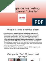 Strategia de marketing a companiei Linella