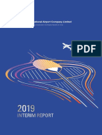 2019 Beijing Airport Interim Report