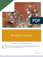 Article Mobile Dilemma