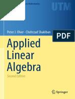 2018 Book AppliedLinearAlgebra
