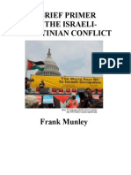 Brief Primer on the Israeli-Palestinian Dispute 27 Dec 2010