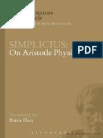 On Aristotle Physics 2