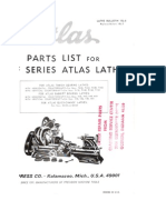 10-Inch F-Series Parts List(2)
