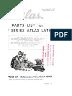 10-Inch F-Series Parts List(2)