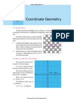 Mathematics Coordinate Geometry 7 eng