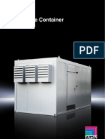 Rittal Flyer Data Center Container Gb