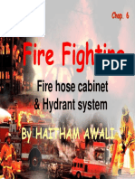 Fire Hose Cabinet & Hydrants