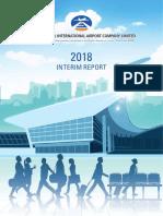2018 Beijing Airport Interim Report