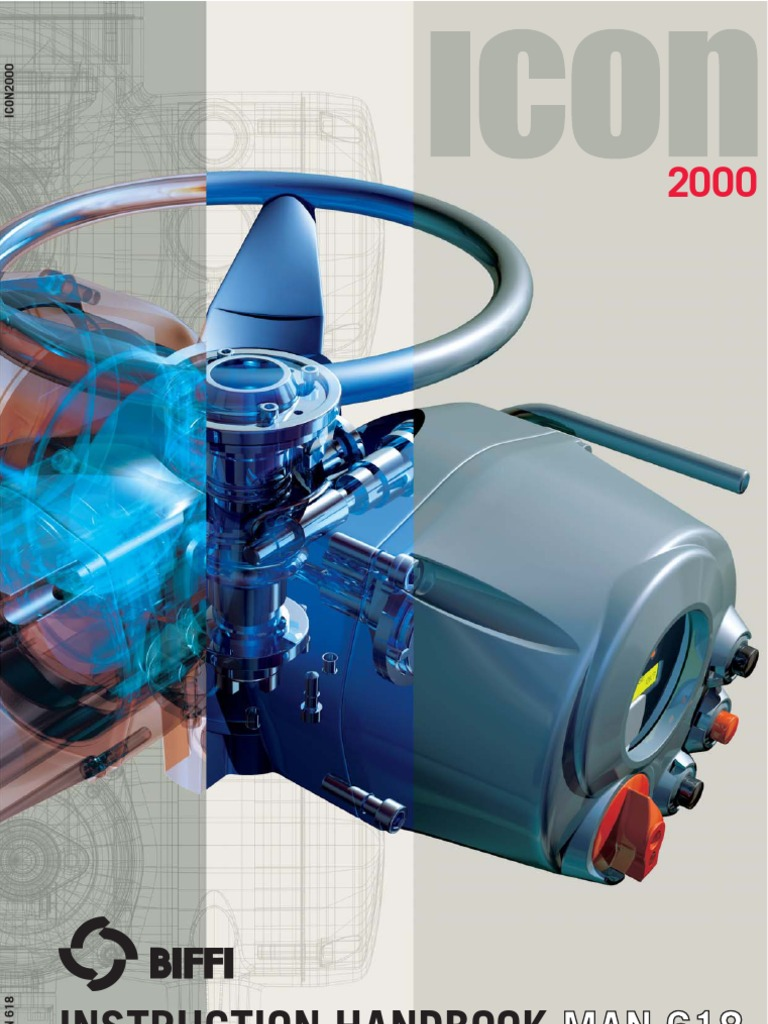 Instruction Handbook Man 618 - Biffi Icon2000   Relay   Electrical ...