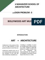 museum design brief