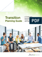Transition Guide for People with Disabilities