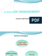 Grand and generic strategies