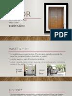 Door (English Course)