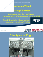 Principles of flight LO2 RAF Air cadets