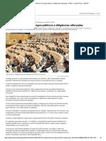 Lei sujeita titulares de cargos públicos a diligências reforçadas - Política - Angola Press - ANGOP