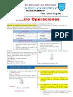 Problemas-Cuatro Operaciones-1°sec..docx
