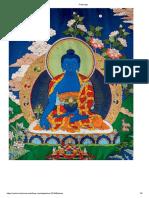 Medicine Buddha Invoke