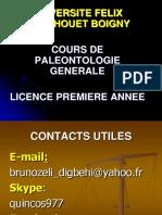 PALEONTO L1 UFHBC ILLUSTRATIONS