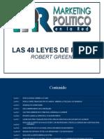 Las 48 Leyes de Poder - Robert Greene