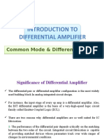 Differential-Amplifier
