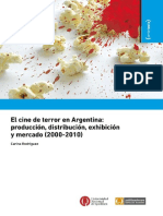 El Cine De Terror en Argentina - Carina Rodriguez