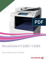DocuCentreV C2265 C2263.pdf