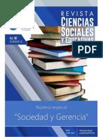 Sociedad y Gerencia - Revista Vol VIII  N° 2