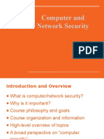 Lesson 01 - Network Security Overview