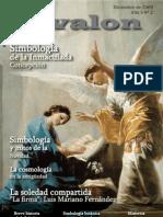 Revista digital Ávalon, enigmas y misterios. Año I - Nº 2 - Diciembre de 2009