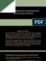 Hum Virtual_REGLAMENTO DE CONVIVENCIA EN EL AULA VIRTUAL FH UNNE