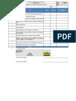 MC-FO-19 Lista de chequeo curacion de heridas