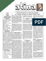 Datina - 5.5.2020 - prima pagină