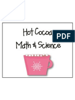 Hot Cocoa Math and Science