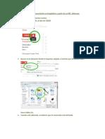 Para crear un archivo de presentación en GoogleDocs a partir de un PDF.pdf